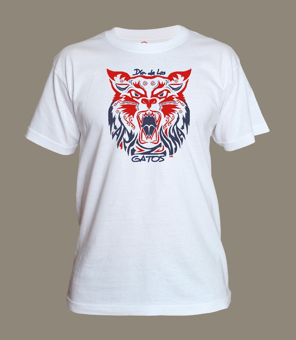 Red/Navy DDLG White Tee