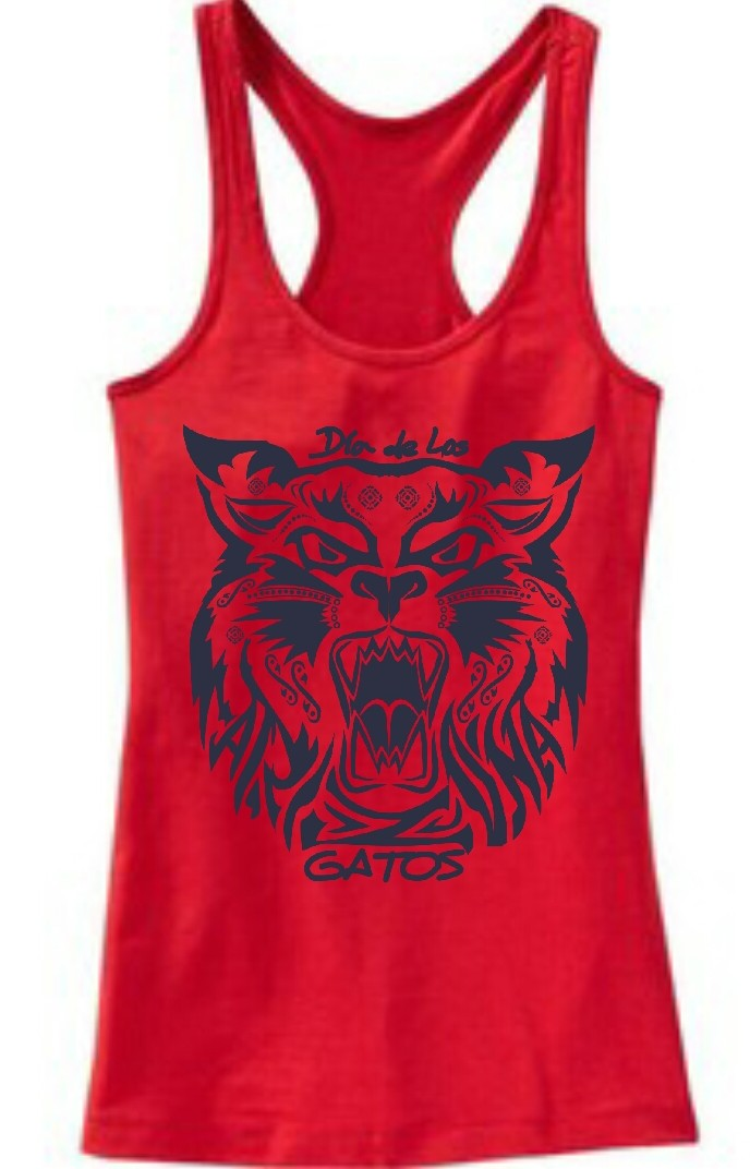 Red DDLG tank